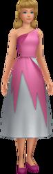 Cinderella (Verskeurde rok) KHBBS