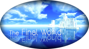 The Final World Logo KHIII