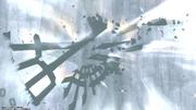 Artificial χ-blade Destroyed BBS