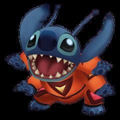 Verdadera forma de Stitch.