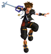 Sora (Second Form) KHIII