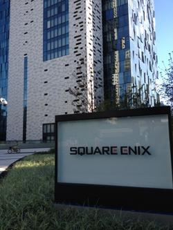 QG Square Enix