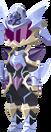 Anguis Armor (Female) KHX