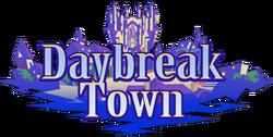 Daybreak Town Logo KHX