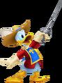 Donald (Mousquetaire) DDD