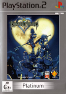 Kingdom Hearts Boxart (Platinum) AU