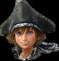 Sora (Pirate) Portrait - Seconde forme KHIII