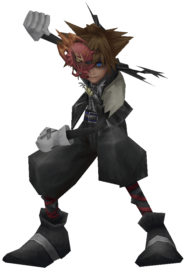 Vampire Form Kingdom Hearts Wiki Fandom Powered By Wikia