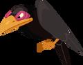 Corbeau de Maléfique KHχ
