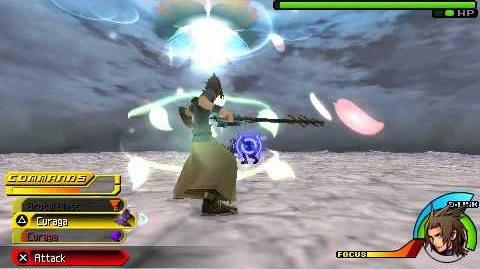 Kingdom Hearts Birth by Sleep - Master Xehanort & Vanitas - Terra Critical Mode
