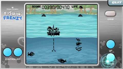 Classic Kingdom Union χ Cross - Fishin' Frenzy