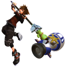 Sora (Strike Form) KHIII