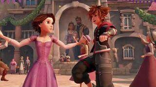 """Kingdom Hearts III Danse festive (trophée """"Danseur festif"""")"""
