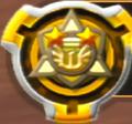 Médaille Gummi KH2 20
