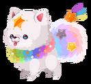 Rainbow Pupstar (Spirit) KHUX