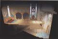 Salle du Trone contrée du départ