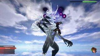 Kingdom Hearts III Critique Combat contre Darkside