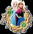 Anna & Elsa (Médaille)