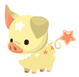 Yellow Pigstar (Spirit) KHUX
