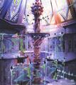 Hollow Bastion- Lift Stop (Art) KHI