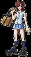 Kairi in School Uniform (Art) KHII