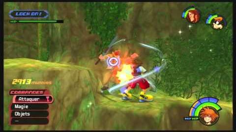 Kingdom Hearts -HD 1.5 ReMIX- Combat contre Clayton