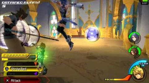 29.Kingdom Hearts Birth By Sleep Orbs of Light (Ven)