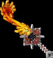 Lea's Keyblade KH3D