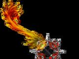 Lea's Keyblade