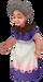 Grand-mère de Kairi