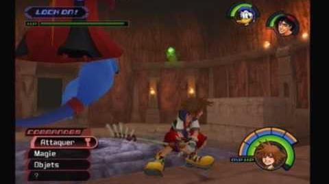 KH Jafar-Combat