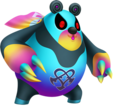 Kooma Panda (Cauchemar commun) DDD