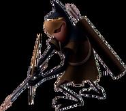 Maleficent's Goons- Bow KHBBS