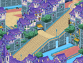 Deuxième Rue (Daybreak Town)