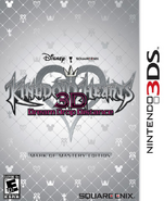 Kingdom Hearts 3D Dream Drop Distance Mark of Mastery Edition Boxart