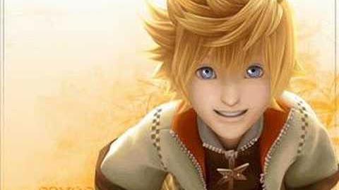 Kingdom Hearts II Music - Roxas' Theme