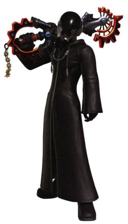 Vanitas (Black Coat) KHIII