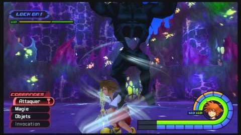 Kingdom Hearts -HD 1.5 ReMIX- Combat contre Darkside 3