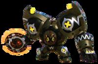 Metal Troll KHIII