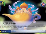 Agrabah/Card