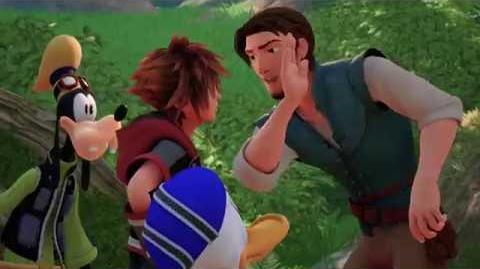 CuBaN VeRcEttI/Kingdom Hearts III se desmelena en el nuevo tráiler de Enredados