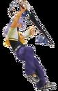 Riku (Battle) KHII