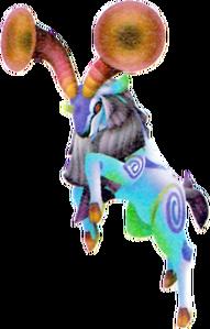 Yoggy Ram (Rare) KH3D