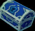 Coffre bleu Atlantica