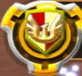 Médaille Gummi KH2 21