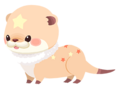 Otterstar (Orange) KHUX