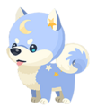 Pupmoon (Bleu) KHUX