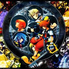 Wallpaper de Sora.