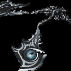 Keyblade Glider de Xehanort.