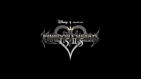 KINGDOM HEARTS HD 1.5 + 2